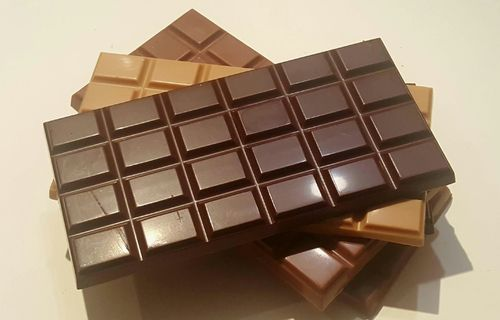 Tablettes 3 chocolats